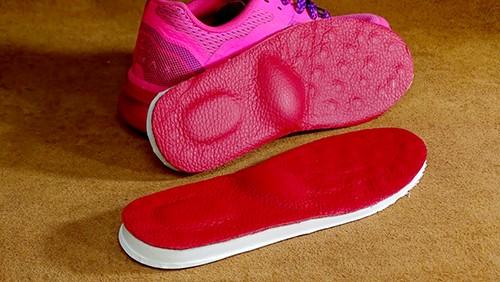 【專利品】(高足弓、高氣墊) 足弓氣墊鞋墊