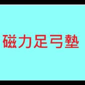 【專利品】 磁力足弓墊 人體工學  扁平足 高足弓 (女用.兒童)